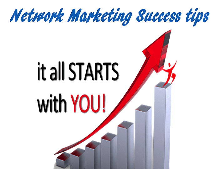 SUCCESS SECRET OF MLM