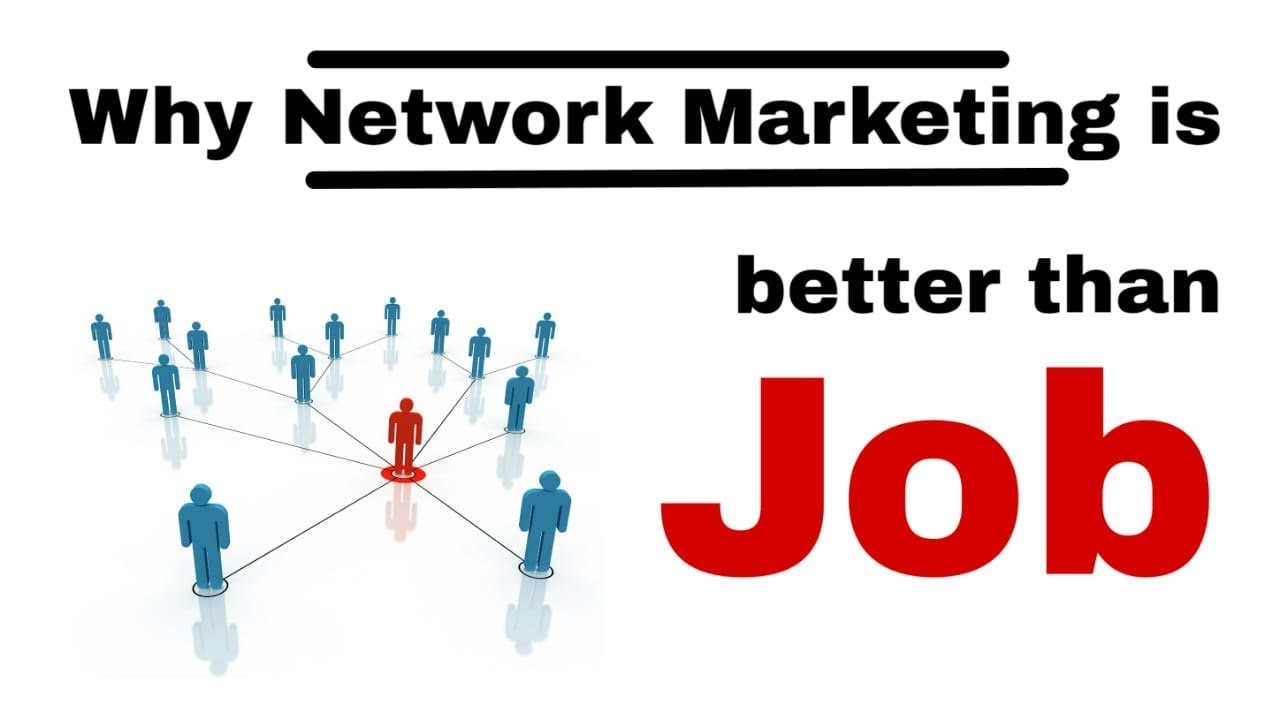 JOB VS NETWORK BUSINESS